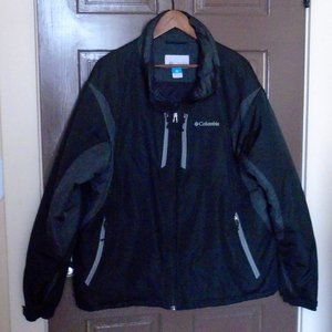 COLUMBIA Men's Omni-Shield Coat Jacket XL